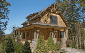 Mountain House Plan 8504 – 00085