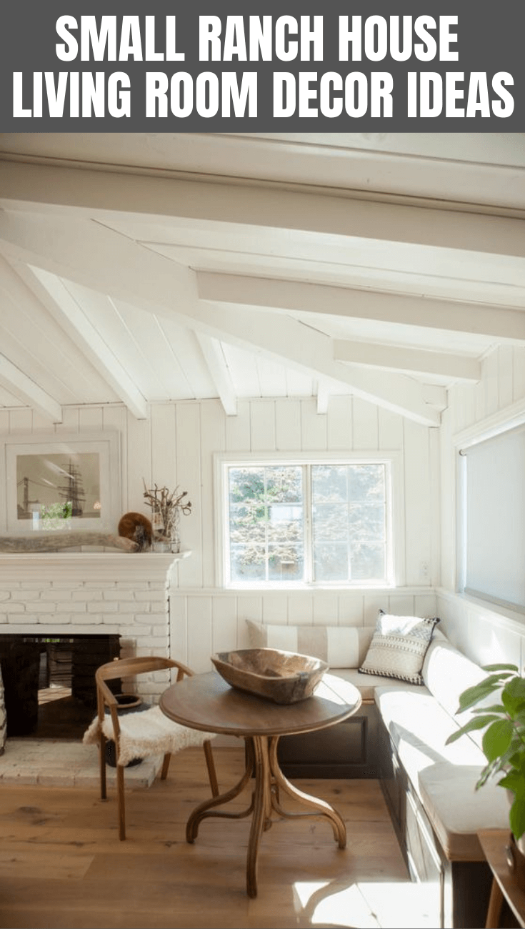 SMALL RANCH HOUSE LIVING ROOM DECOR IDEAS