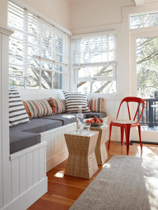Living room seating ideas layout for small space