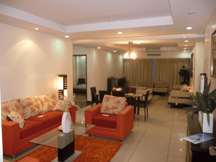 Recessed lights living room small spaces