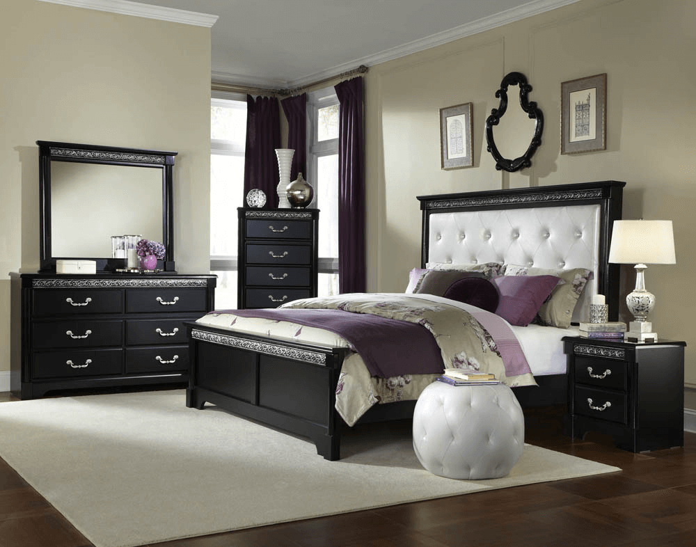 Venetian headboard master bedrooms romantic design ideas