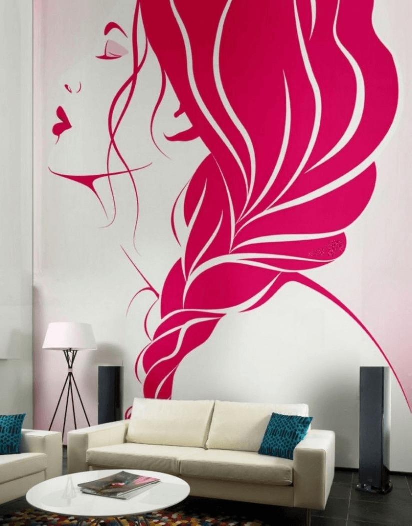 Wall color painting living room ideas