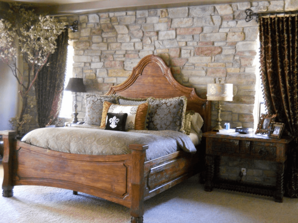 Antique master bedroom furniture