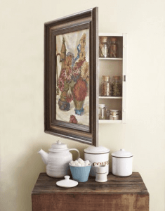 Creative painting hidden storage design ideas for space saving your small home hacks