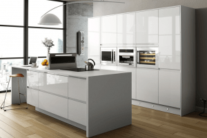 Small kitchen cupboard design ideas without handle