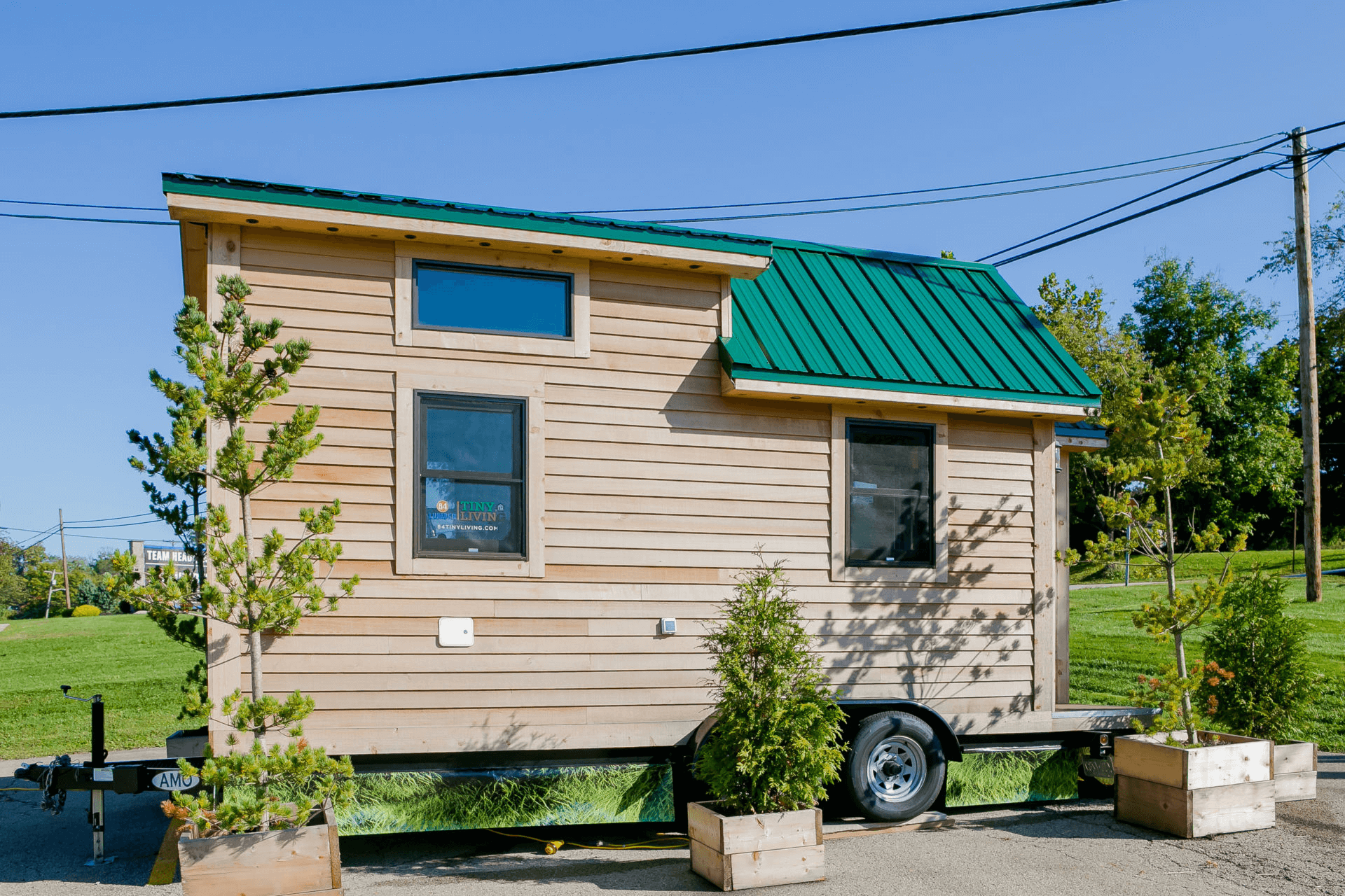 Tiny house on wheels 84 lumbers the roving