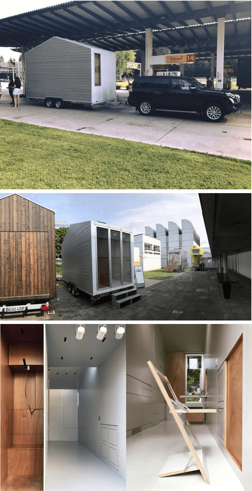 18 tiny houses on wheels design ideas to clone small house tips. Black Bedroom Furniture Sets. Home Design Ideas