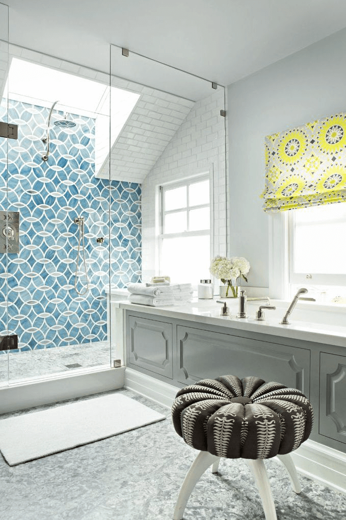 20 best shower tile ideas for small bathrooms  small