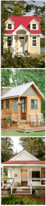 NICE SIMPLE TINY HOUSE DESIGN IDEAS