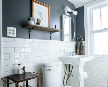 TIPS TO CHOOSE THE BEST COLOR FOR SMALL BATHROOM WALLS
