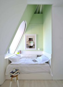 SMALL BEDROOM NOOK IDEAS WITH STORAGE