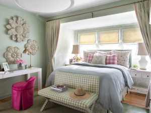 COTTAGE BEDROOM DECOR IDEAS FOR TEENAGE GIRLS