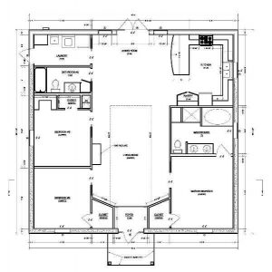KNOWING SMALL HOUSE FLOOR PLANS MISTAKES