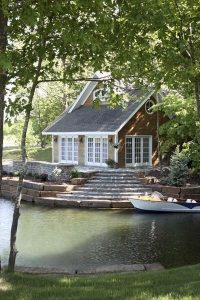 NICE SMALL COTTAGE PLANS ON THE WATER