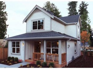 SMALL HOUSE COTTAGE PLANS WITH SECOND FLOOR