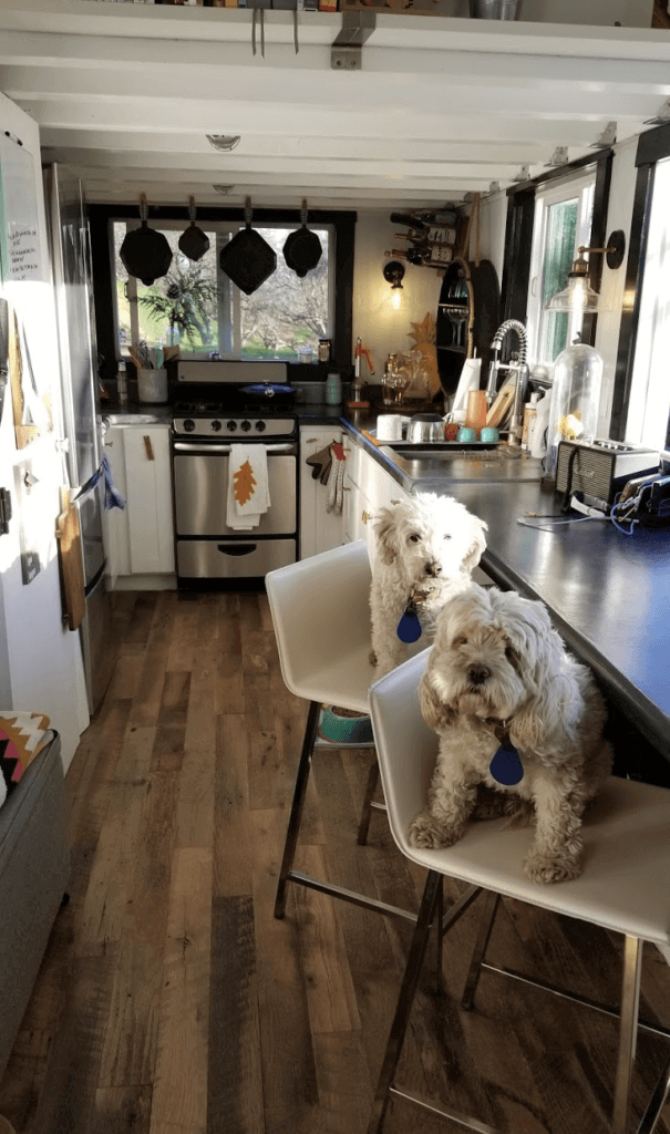 TINY HOUSE LIVING WITH PET ALLOWED