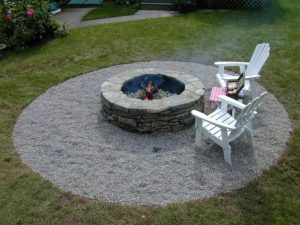 DIY FIRE PIT PROJECT IDEAS FOR SMALL HOME