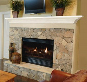 FIREPLACE DEEP CLEANING CRESTWOOD MANTEL SHELF