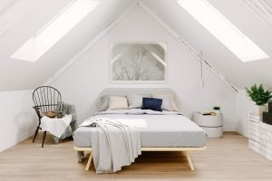 EMPTY THE FLOOR SPACE FOR SMALL LUXURY BEDROOM IDEAS