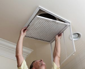 HOW TO REMOVE CIGARETTE STAINS AND ODORS FROM SMALL HOUSE WALLS. CHANGE FILTERS