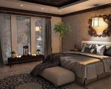 SMALL LUXURY BEDROOM DECOR IDEAS