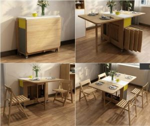CATELEG DINING TABLE DESIGN IDEAS FOR SMALL SPACE