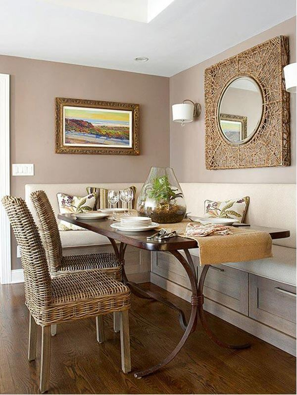 CHIC SCONES DINING ROOM LIGHTING IDEAS FOR SMALL SPACE