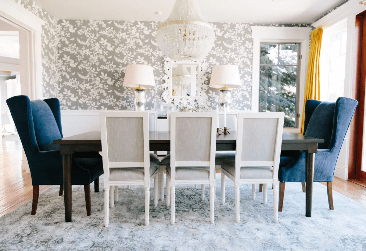 CRYSTAL CHANDELIER LIGHTING FIXTURES FOR SMALL DINING ROOM