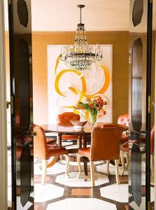 HUGE SIZED ART FOR DINING ROOM DECOR IDEAS SMALL SPACE