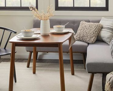 THESE 15 SMALL DINING ROOM DESIGN IDEAS EVEN LOOK SO STUNNING IN A SMALL SPACE!