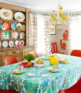 PLATE RACKS FOR DINING ROOM DECOR IDEAS SMALL SPACE