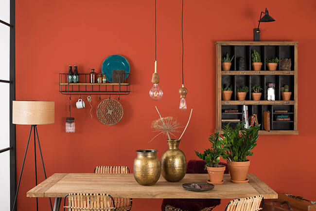 RUSTIC TRADITIONAL CUCKOOLAND SMALL DINING TABLE DESIGN IDEAS