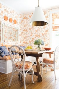 SMALL DINING ROOM CORNER IDEAS