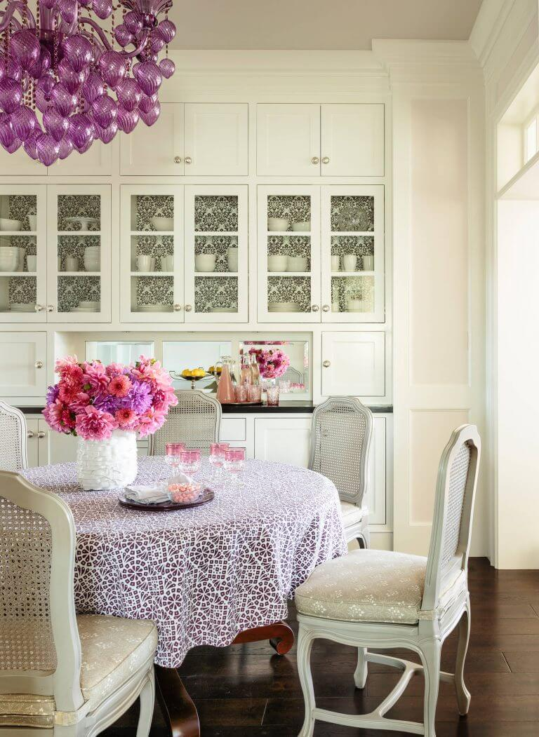 UNIQUE LIGHTING FOR DINING ROOM DECOR SMALL SPACE