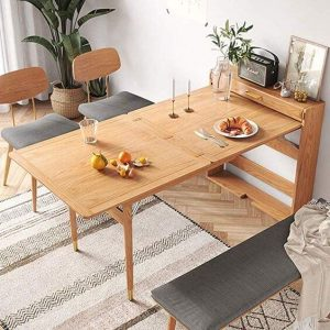 WALL MOUNTED DINING TABLE DESIGN IDEAS SMALL SPACE