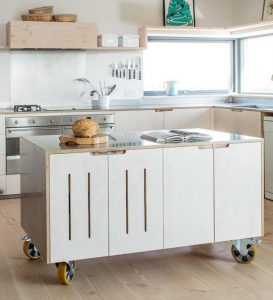 BEST PRODUCT PORTABLE KITCHEN ISLAND FOR SMALL HOUSE SPACE SAVING