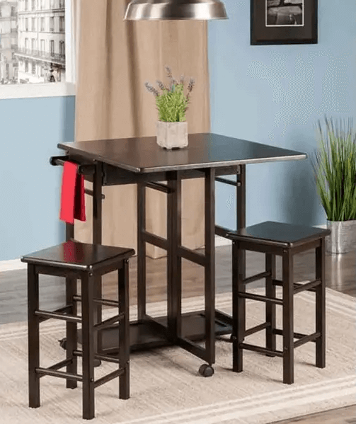 COMPACT DINING TABLE SPACE SAVERS