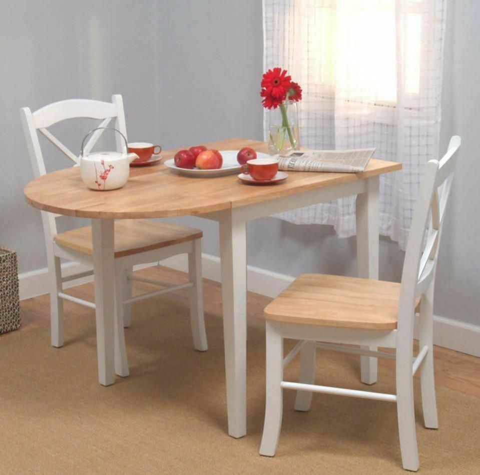 DROP LEAF DINING TABLE DESIGN IDEAS SPACE SAVERS