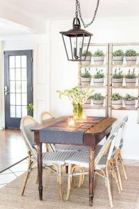 HOW TO MAKE A SMALL HOUSE FEEL BIGGER WITH PUT SOME RUGS