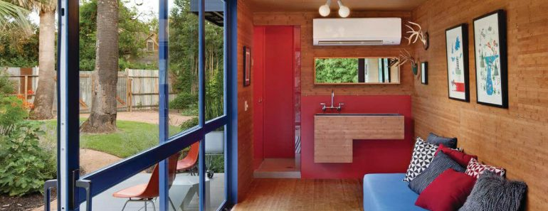 SHIPPING CONTAINER GUEST HOUSE DESIGN IDEAS