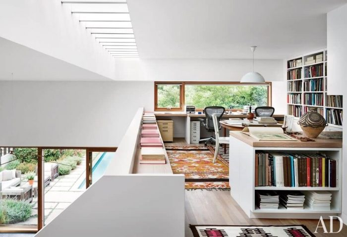 SECOND FLOOR SMALL HOME OFFICE DESIGN 2