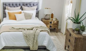 SIMPLE TIPS FOR BEDROOM SMALL HOME OFFICE, AVOID TOO MUCH FURNITURE