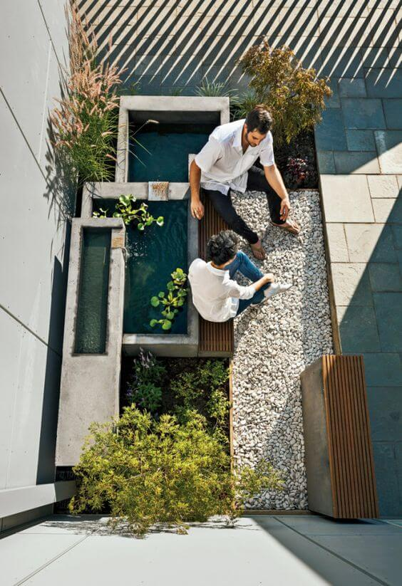 MODERN GARDEN FOR SMALL HOUSE ADDITIONS
