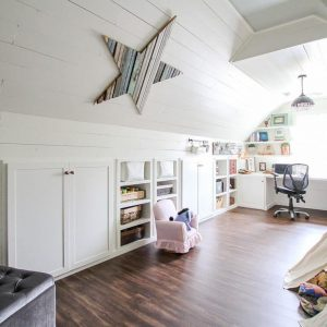 SMALL HOUSE ADDITIONS WITH FINISHING THE ATTIC
