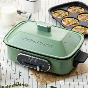 SMALL HOUSE APPLIANCES MULTIFUNCTIONAL COOKING POT