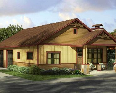 10 SMALL HOUSE BIG GARAGE PLANS YOU DON'T WANT TO MISS OUT