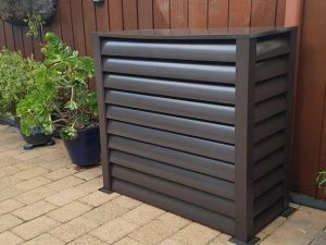 SMALL HOUSE HEATING OPTIONS. ADD SOME COVERS FOR HEAT PUMP