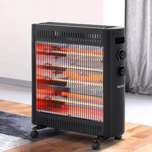 SMALL HOUSE HEATING OPTIONS. ELECTRIC HEATER