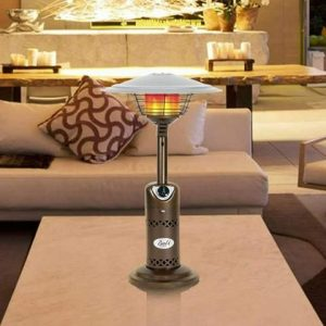 SMALL HOUSE HEATING OPTIONS. TABLE TOP HEATER