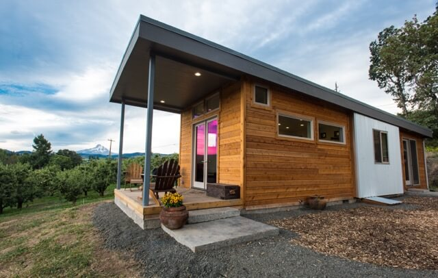 THE ORCHARD SMALL HOUSE KITS PREFAB